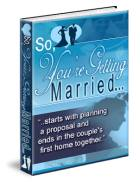 Getting Married eBook in bargain offer!