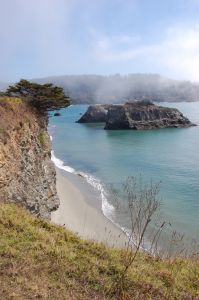 Places to get married in California - Mendocino coast