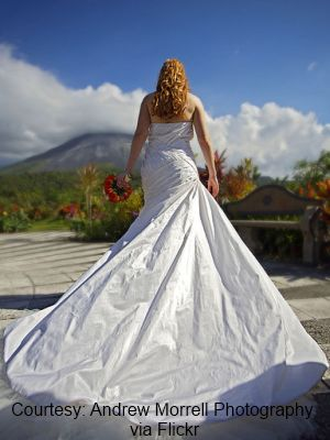 Costa Rican weddings can be a great destination!